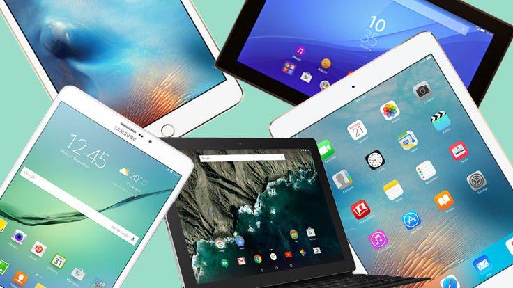 Best Tablets 2016  ||||  techradar.com