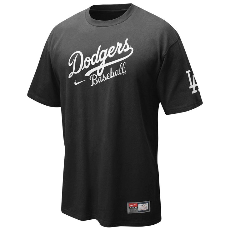 Nike MLB LA Dodgers Practice T-Shirt