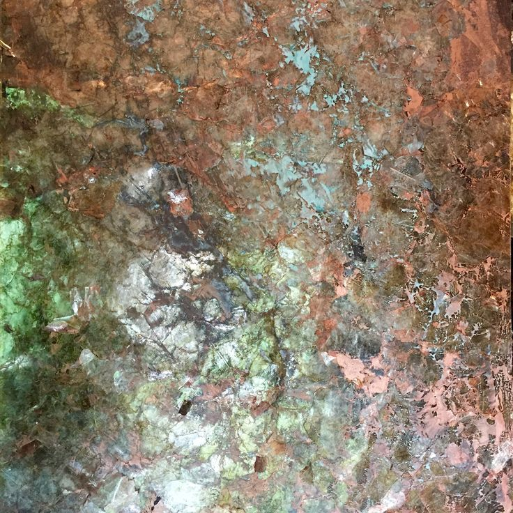 Mica rock paper