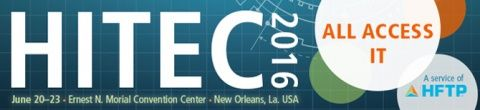 Tue, 2016-06-21 - Thu, 2016-06-23 900 Convention Center Blvd., New Orleans, LA United States Ernest N. Morial Convention Center