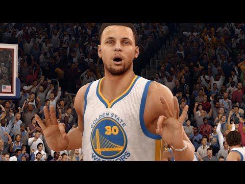 NBA Live 16 - Spurs vs Warriors