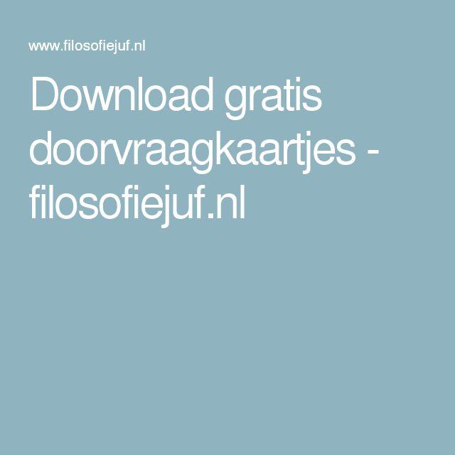 Download gratis doorvraagkaartjes - filosofiejuf.nl