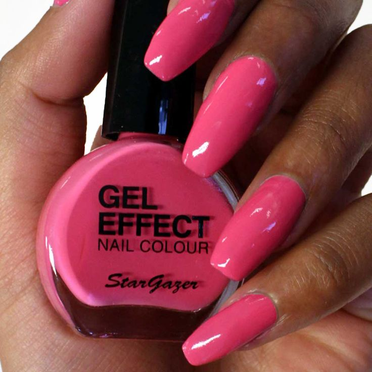 Stargazer Gel Effect Cute nagellak roze - Stargazer | Attitude Holland