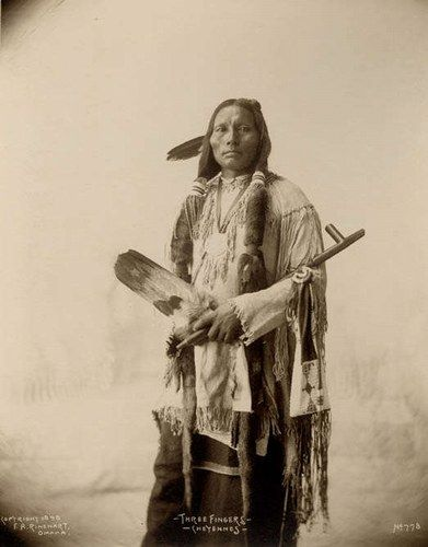Les Indiens d'Amérique - Cheyenne                                                                                                                                                      Plus