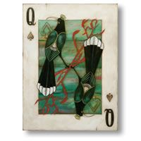 Huia Queen by Kathryn Furniss - prints