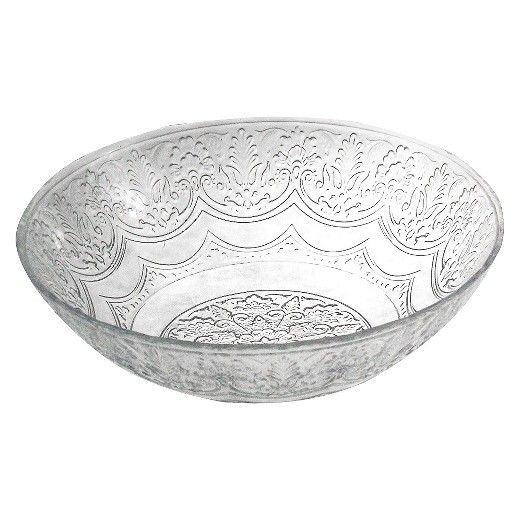 Turkish Glass Serving Bowl - Small : Target