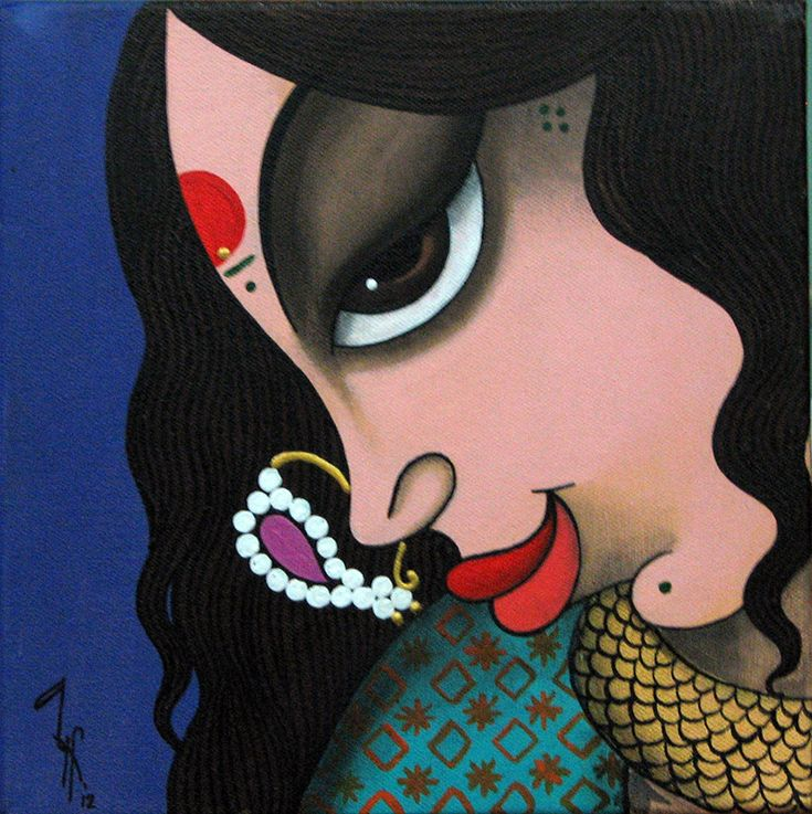 varsha kharatmal paintings