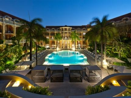 Sofitel Legend Santa Clara Hotel Constructed In 1621 Ideally Lies Central Cartagena De Indias The Architectural Style Of This
