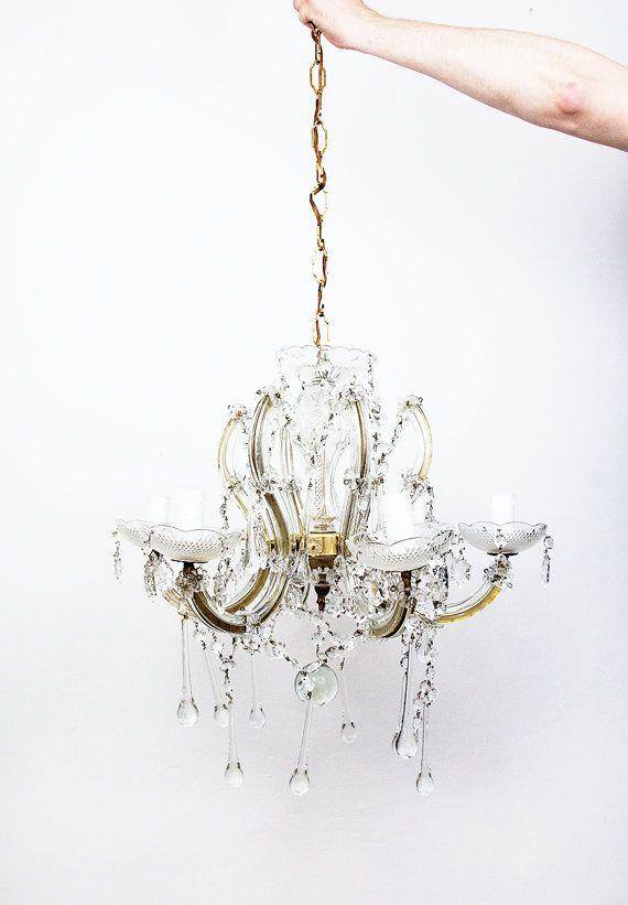 161 best Vintage Chandeliers / Italian chandeliers / Murano ...