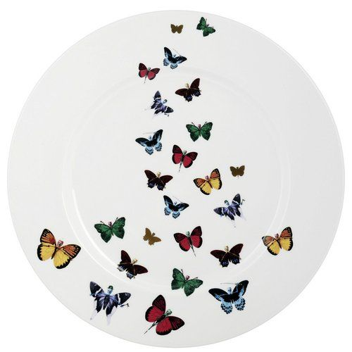 Shoply.com -Lepidoptera platter. Only £175.00