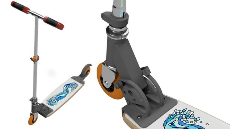 Introduction to CAD for Engineers - udemy Course 100% Off   By the end of this Introduction to CAD for Engineers course you will be able to: Use Fusion 360 software to design simulate and a render a photo-realistic digital prototype of a kick scooter. Access A360 a cloud based collaboration tool that allows you to view share review and find all your project data in one place. Model kick scooter parts using parametric modeling techniques. Model kick parts using free form tools. Simulation…