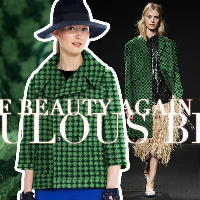 Высокого класса бутик модной одежды высокого класса шерстяное пальто тканые трава зеленая шерстяная ткань оптовая шерсть ткань