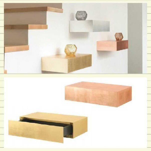 отличная идея - полочки с секретом! #Schonbuch #shelf #idea #idealinterier #decor #interior #design #buynow