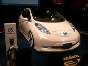 Nissan Leaf description