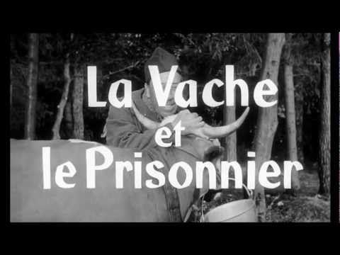 FERNANDEL / La vache et le prisonnier 1959 / Original Promo