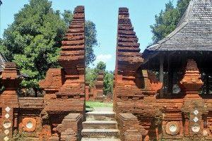 West Java Province or Jabar Traditional Building : Kesepuhan Cirebon