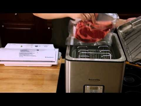 How to fake sous-vide your steak in a cooler for even temperature throughout and no over-cooking