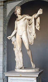 Apollo del Belvedere, Musei Vaticani - Risposta 41: Restauri di Giovanni Angelo Montorsoli