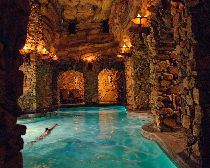 Hotels In Asheville Nc >> Larger-Than-Life Hotel Pools That Make Us Drool | The natural, Caves and Asheville north carolina