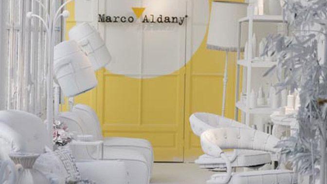Espacio Marco Aldany, diseñado por Pepe Leal en Casa Decor Madrid 2010