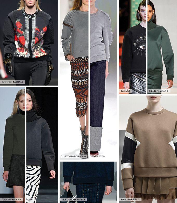Oversized sweatshirt / layout Samantha Kamiński / http://www.rostyleandlife.com/ro/pl/home/49-fashion-pl/trendy-pl/2106-trendy-bluza