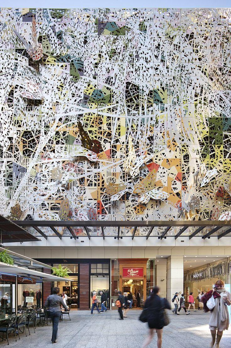 Best mall facade ideas on pinterest building