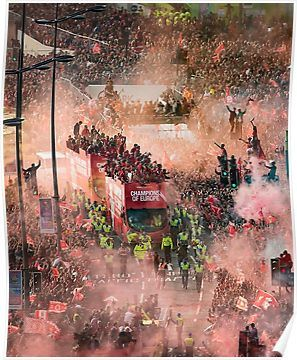 Champions of Europe Poster