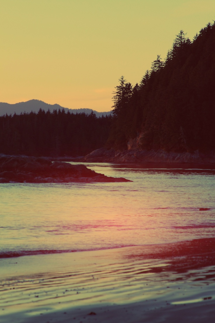 I want to live here - Tofino,BC
