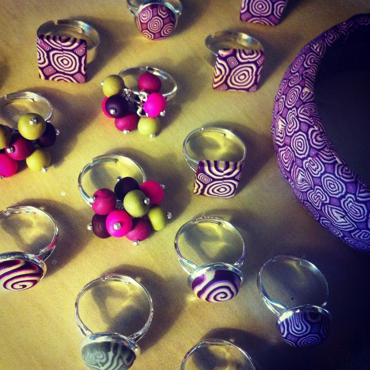 """""""New Collection"""" Fantasy Rings & Bangles"""