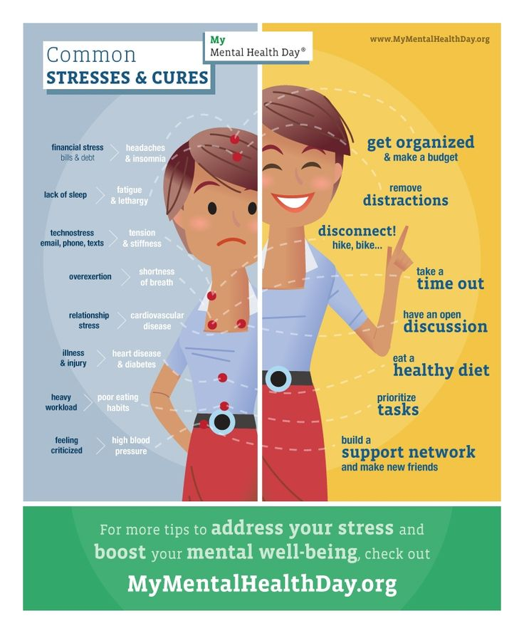 Stressed? So is everybody else..tips to reduce stress and ideas for a mental health moment www.mymentalhealthday.org