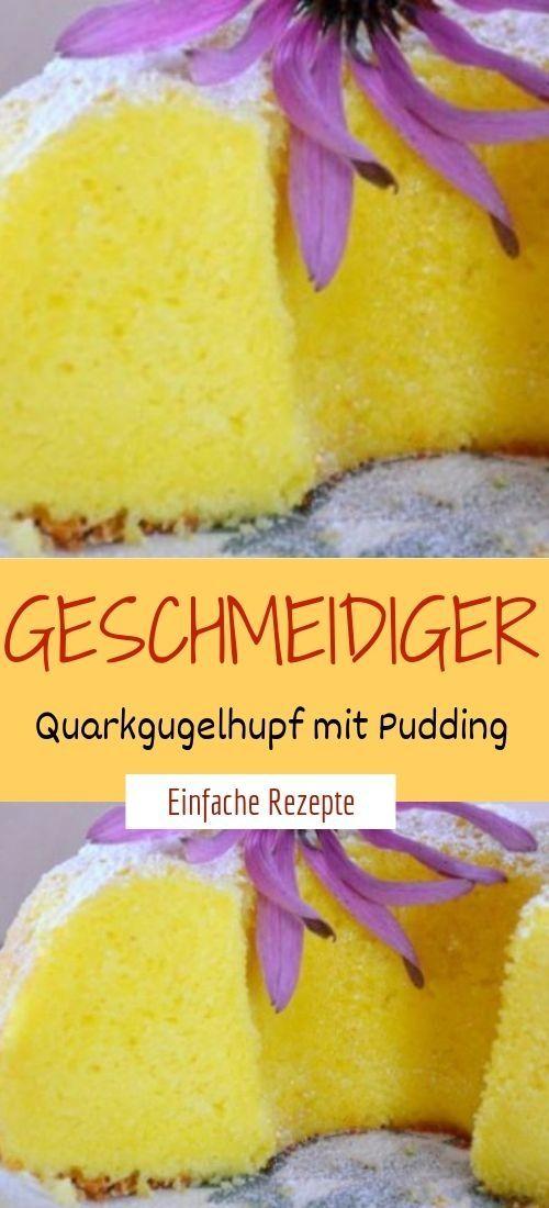 Zutaten 100 g Butter 5 Ulmenmilch 250 g Quark 4 Eier 200 g Zucker 200 g Mehl 1 Pck. Pudd …   – Kochrezepte