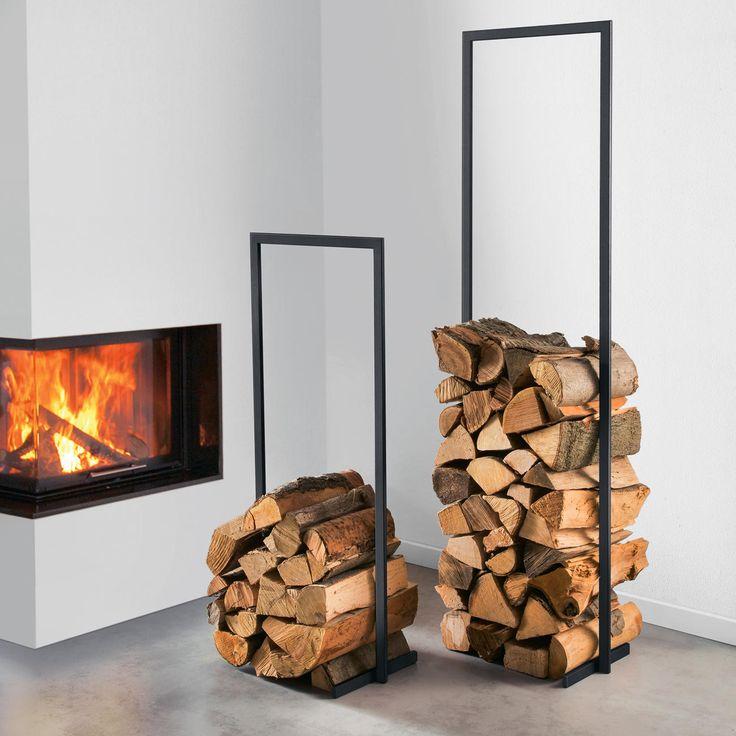 Kaminholzstapler WoodTower   3 Jahre Garantie   Pro-Idee