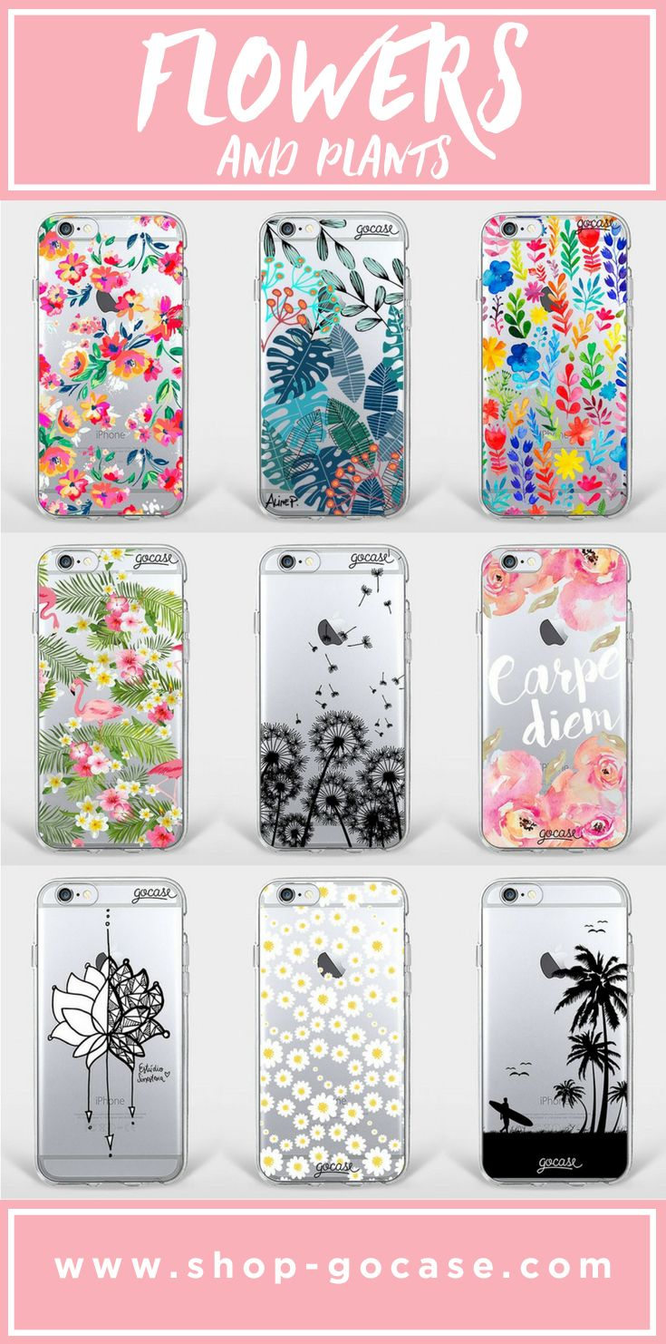 Flowers Phone Cases. Quality and design.   -  iPhone 7/7 Plus/6 Plus/6/5/5s/5c Case  Tags: accessories, tech accessories, phone cases, electronics, phone, capas de iphone, iphone case, white iphone 5 case, apple iphone cases and apple iphone 6 case, phone case, custom case. - Shop now at: http://goca.se/gorgeous