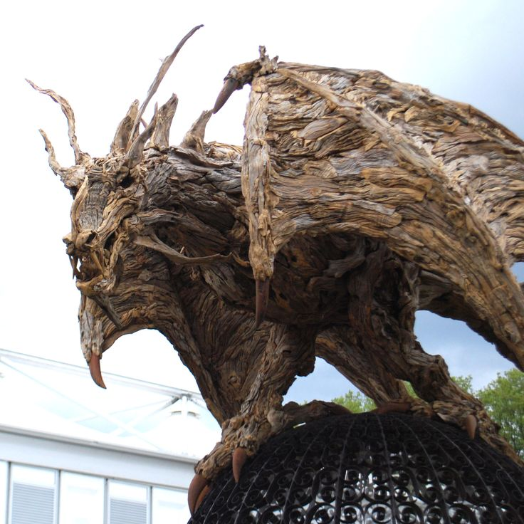 17 best images about driftwood sculptures on pinterest for Driftwood sculptures for garden