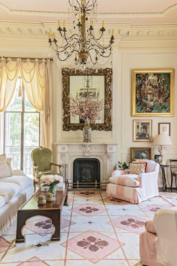 Virtual Living Room Set: Richard Keith Langham Images