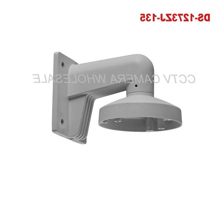 30.00$  Buy here - https://alitems.com/g/1e8d114494b01f4c715516525dc3e8/?i=5&ulp=https%3A%2F%2Fwww.aliexpress.com%2Fitem%2FIN-STOCK-Hikvision-camera-accessory-bracket-DS-1273ZJ-135-for-IP-DOME-camera-DS-2CD2732F-I%2F32251421419.html - cctv camera accessory bracket DS-1273ZJ-135 for IP DOME camera DS-2CD2732F-I DS-2CD2732F-IS wall mounting bracket 30.00$