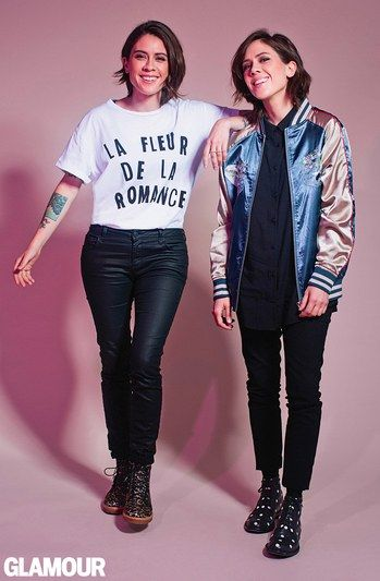 Why Tegan and Sara Are the Pop Stars We've Been Waiting For