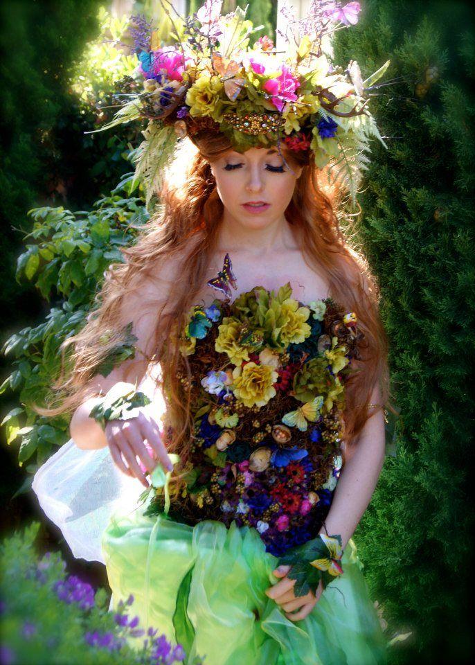 Woodland Fairy Wedding by ~swanny1 on deviantART