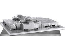 Metal Earth 3D Laser Cut Model-Javits Convention Center. Available at OurPamperedHome.com