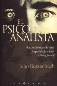 The Psicoanalist, John Katzenbach