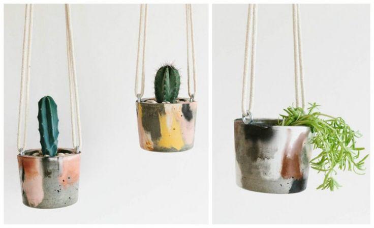 cache-pot-ciment-etsy-plante-suspendue-cactus