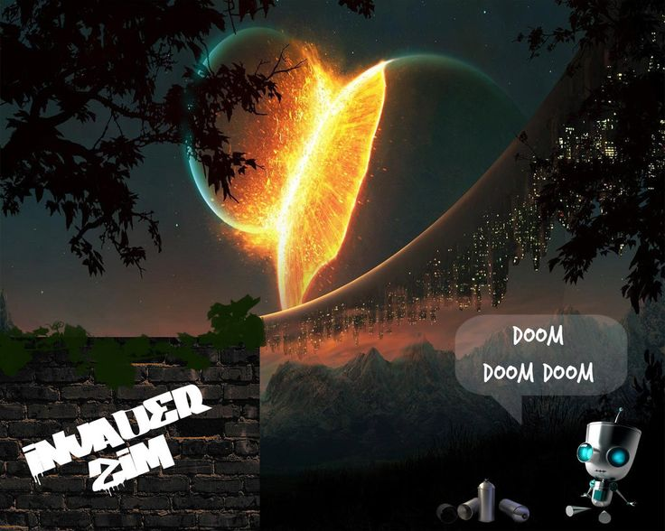 Invader Zim wallpaper