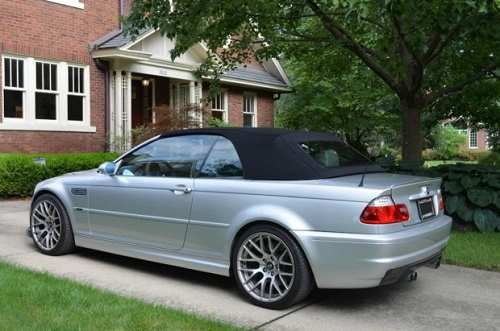 Motori: #BaT #Auction: #2003 BMW M3 Convertible 6-Speed (link: http://ift.tt/2oG7uu0 )