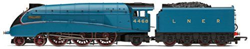 Hornby Gauge RailRoad LNER BR Mallard Class A4 Locomotive The RailRoad LNER BR Mallard Class A4 locomotive (R3371) is an outstanding model train thats the perfect fit for your 00 gauge Hornby layout. It features a huge amount (Barcode EAN = 5010963433710) http://www.comparestoreprices.co.uk/december-2016-3/hornby-gauge-railroad-lner-br-mallard-class-a4-locomotive.asp