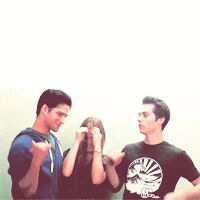 dancing teen wolf tyler posey dylan obrien holland roden #gif from #giphy