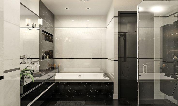 3х-комнатная квартира в ЖК Смольный Парк - Дизайн интерьера в Санкт-Петербурге