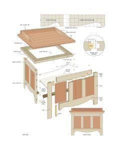 Delightful Deck Storage Bench Ideas