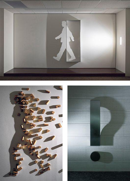 Light & Shadow Art par Kumi Yamashita
