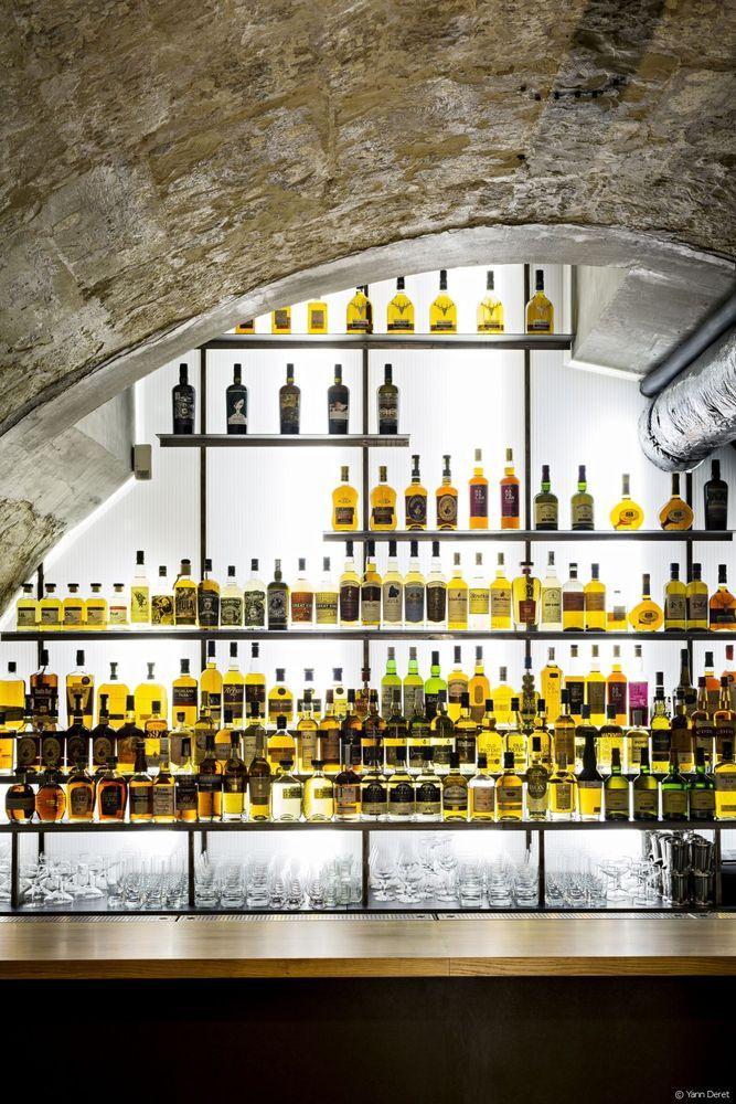 Gallery of Whisky Bar / jbmn architectes - 5