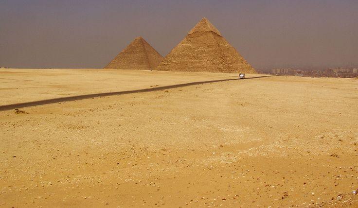 The Pyramids by Elzbieta Masek Połoczańska on 500px
